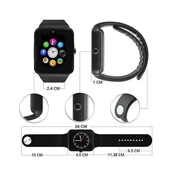 TagoBee TB09 IP67 Pulsera de Actividad Fitness Tracker smartwatch Monitorización de la presión Arterial Notificaciones… 5