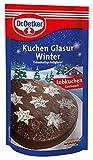 Dr. Oetker - Kuchen Glasur Winter - 125 GR