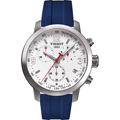 Tissot Prc200 Chrono Gent Nations, T055.417.17.017.01