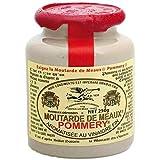 Moutarde de Meaux Pommery Senf, klassisch-körnig, 250 GR