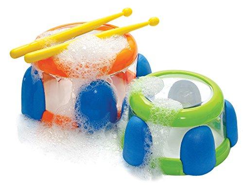 Tobar Schwimmendes Schlagzeug für die Badewanne - Water Drums