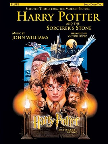 Harry Potter and the Sorcerer's - Selected Themes from the Motion Picture (Solo, Duet, Trio): Solos - Duets - Trios (Instrumental Series)