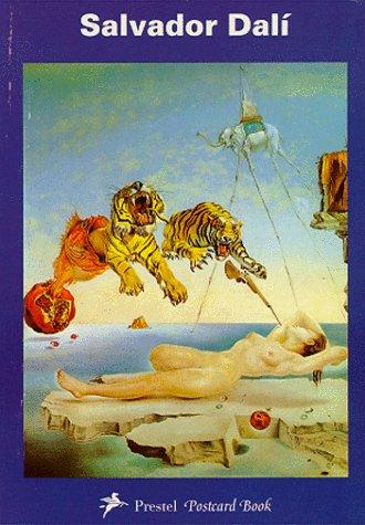 Salvador Dali Postcard Book (Prestel Postcard Books)