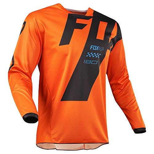 Fox Jersey Junior 180 Mastar, Orange, Größe YL
