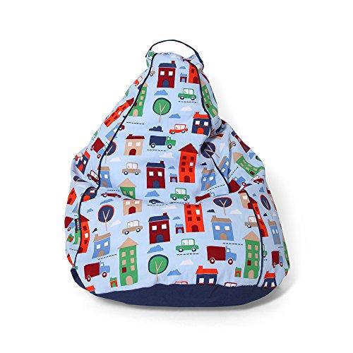 Penny Scallan Bean Bag - Sitzsack - Big City