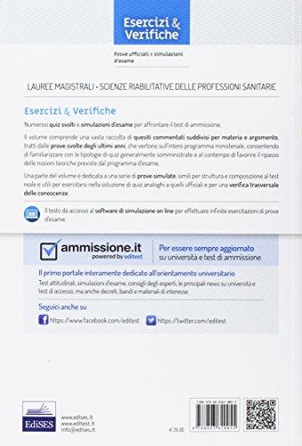 Zoom IMG-1 editest lauree magistrali scienze riabilitative