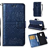 Guran Housse en Cuir PU pour Honor V9 Play/Honor 6C Pro Smartphone Flip Cover...