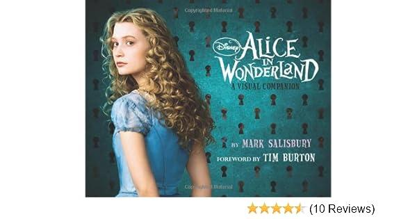 disneys alice in wonderland a visual companion