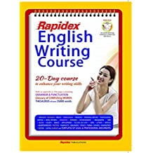 RAPIDEX ENGLISH WRITING COURSE