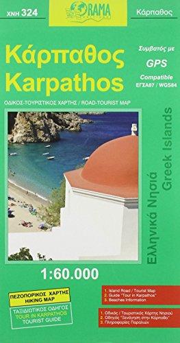 Karpathos 2018 por Orama Editions