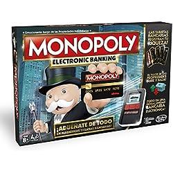 Monopoly - Electronic Banking (Hasbro B6677105)