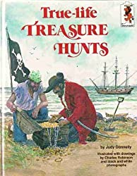 True-Life Treasure Hunts (Step into Reading ) by Judy Donnelly (1984-08-12)