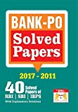 Bank PO Previous Year Solved Paper from 2017 to 2011 for SBI, RBI, IBPS and All Banking Competetive Exams With Explanatory Solutions