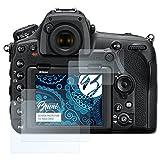 Bruni Schutzfolie für Nikon D850 Folie - 2er Set glasklare Displayschutzfolie