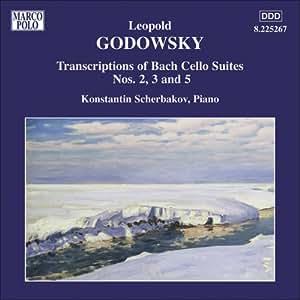Transkript. Bach Cello-Suiten