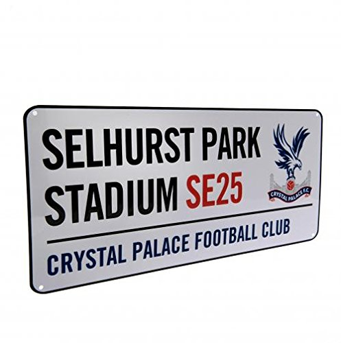 Price comparison product image Street Sign - Crystal Palace F.C