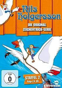 Nils Holgersson - Staffel 2 [3 DVDs]