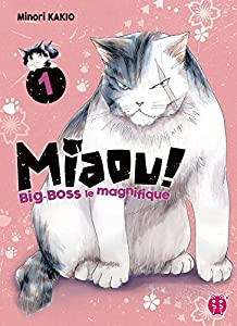 Miaou ! Big-Boss le Magnifique Edition simple Tome 1