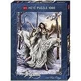 HEYE 29725 - Puzzle Estándar, Blanco Sueño 1.000 partes, Cris Ortega, multicolor