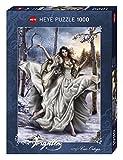 Heye 29725 - Standardpuzzle, White Dream 1000 Teile, Cris Ortega, Mehrfarbig