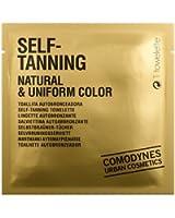 Comodynes Self Tanning Natural+Uniform Color Selbstbräunungstücher, 8er