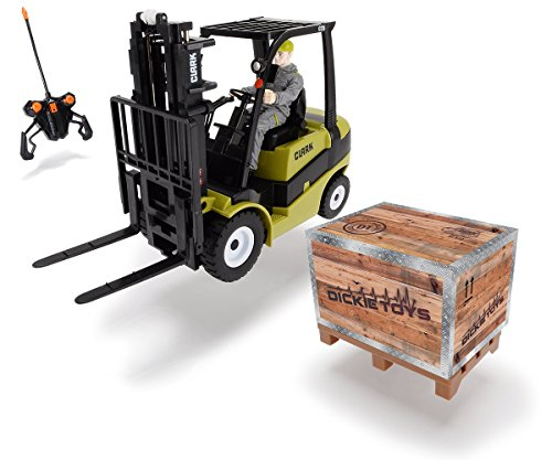 Dickie-Toys-RC-Forklift-RTR-juguetes-de-control-remoto-RTR