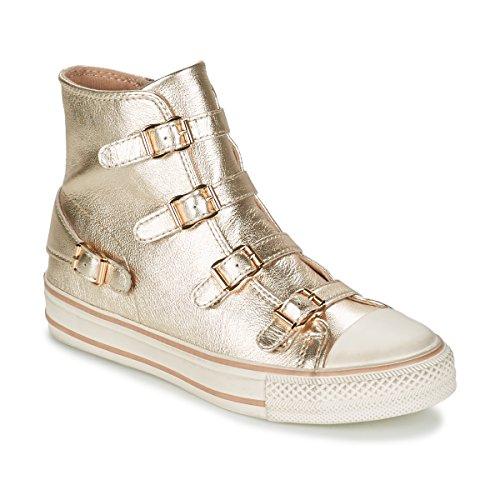 ash-schuhe-virgin-platine-sneaker-damen-40-platine