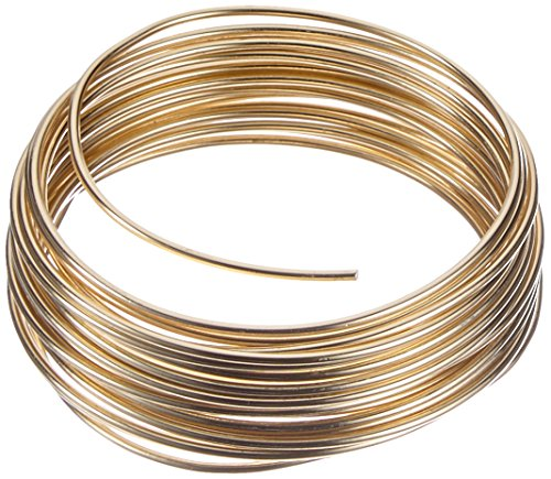 Aludraht, Ø 2mm, 5 m / ~ 42 g, gold