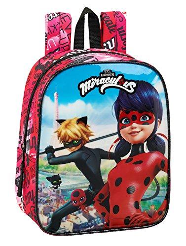 Imagen de ladybug & cat noir   de guardería adaptable a carro safta 611716232
