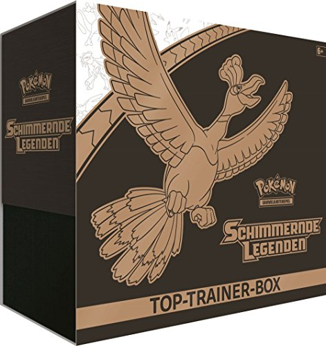 Elite-karte (Pokemon 25958 - PKM SM03.5 Elite Trainer Box)