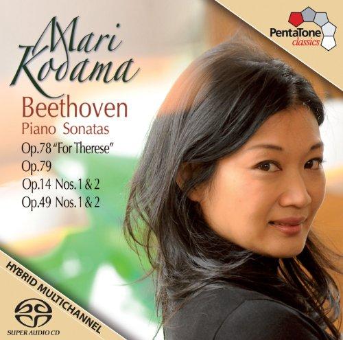 Klaviersonaten Op.78/Op.79/Op.14/Op.49