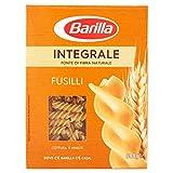 Barilla Pasta Integrale Fusilli Semola Integrale di Grano Duro, 500 gr