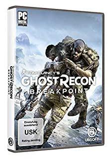 Tom Clancy's Ghost Recon Breakpoint Standard- [PC] (B07RMHPH41) | Amazon Products