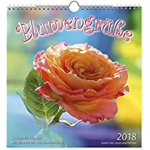 Kalender, Blumengrüße