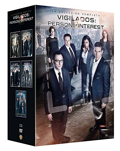 Vigilados (Person Of Interest) Temporada 1-5 Colección Completa [DVD]