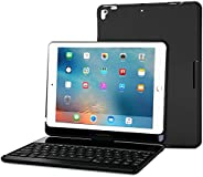 ProCase Keyboard Case for iPad Air/Air 2/ iPad 9.7 6th 5th 2017 2018/ iPad Pro 9.7 2016-360 Degree Rotation Sw