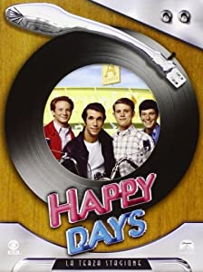 Happy Days - Stagione 03 (4 Dvd) da Paramount