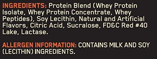 Optimum Nutrition Gold Standard 100% Whey Protein Powder – 908 g, Strawberry