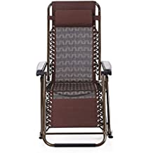 SED Sillas y Sillas Balcones Happy Chair Silla Plegable para Adultos Casual Pregnant Women Silla Mayor