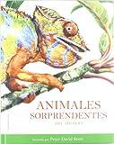 Animales sorprendentes del mundo (CONOCER  Y COMPRENDER)