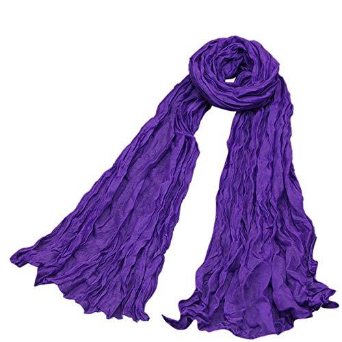 Quaan Frau Punkt Drucken Schal Mode Retro Weiblich Mehrzweck Schal Modus Retro Weiblich Mehrzweck Beiläufig Klassisch Einfachheit Schal weich Wraps Winter glamourös ()