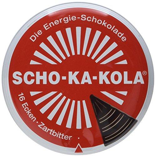 SCHO-KA-KOLA Zartbitter, 5er Pack (5 x 100 g) (Militär-zusammensetzung)