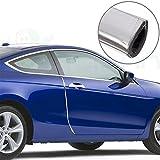 4x strisce strisca profilo cromato salvaporta auto profili...