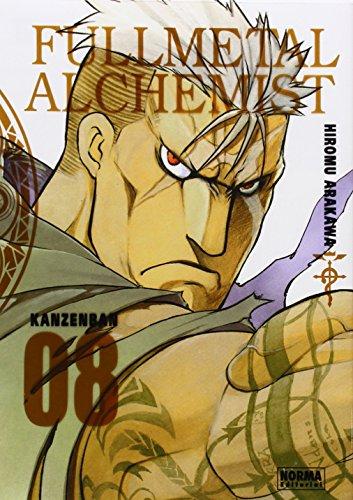 Fullmetal Alchemist Kanzenban 8 por Hiromu Arakawa