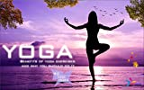 Yoga at home: Easy learning yoga with 80  poses, yoga for all body types, 11 Yoga Poses for Stress, Anxiety Relief & Weight Loss (Hatha yoga illustrated)