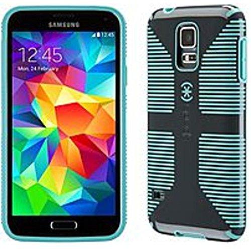 Samsung Galaxy S5Fall-Speck Candyshell-Grün/Schwarz (4 Ipod Speck Fällen)