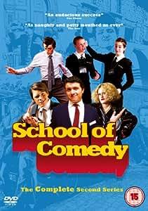School of Comedy - Series 2 [DVD]
