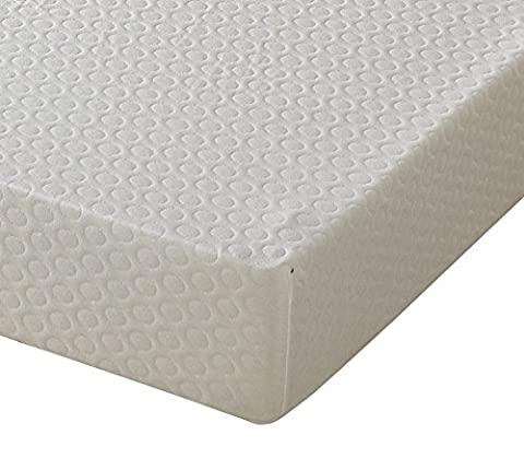 Happy Beds Memory 6000 Orthopaedic Memory Foam Firm Mattress - Single