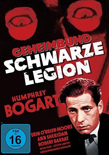 Humphrey Bogart African Queen (Geheimbund Schwarze Legion)