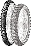 Pirelli Scorpion Mx Extra J Tire - Front - 70/100-19 , Position: Front, Tire Size: 70/100-19, Rim Size: 19, Load Rating: 42, Speed Rating: M, Tire Type: Offroad, Tire Application: Intermediate 2134500